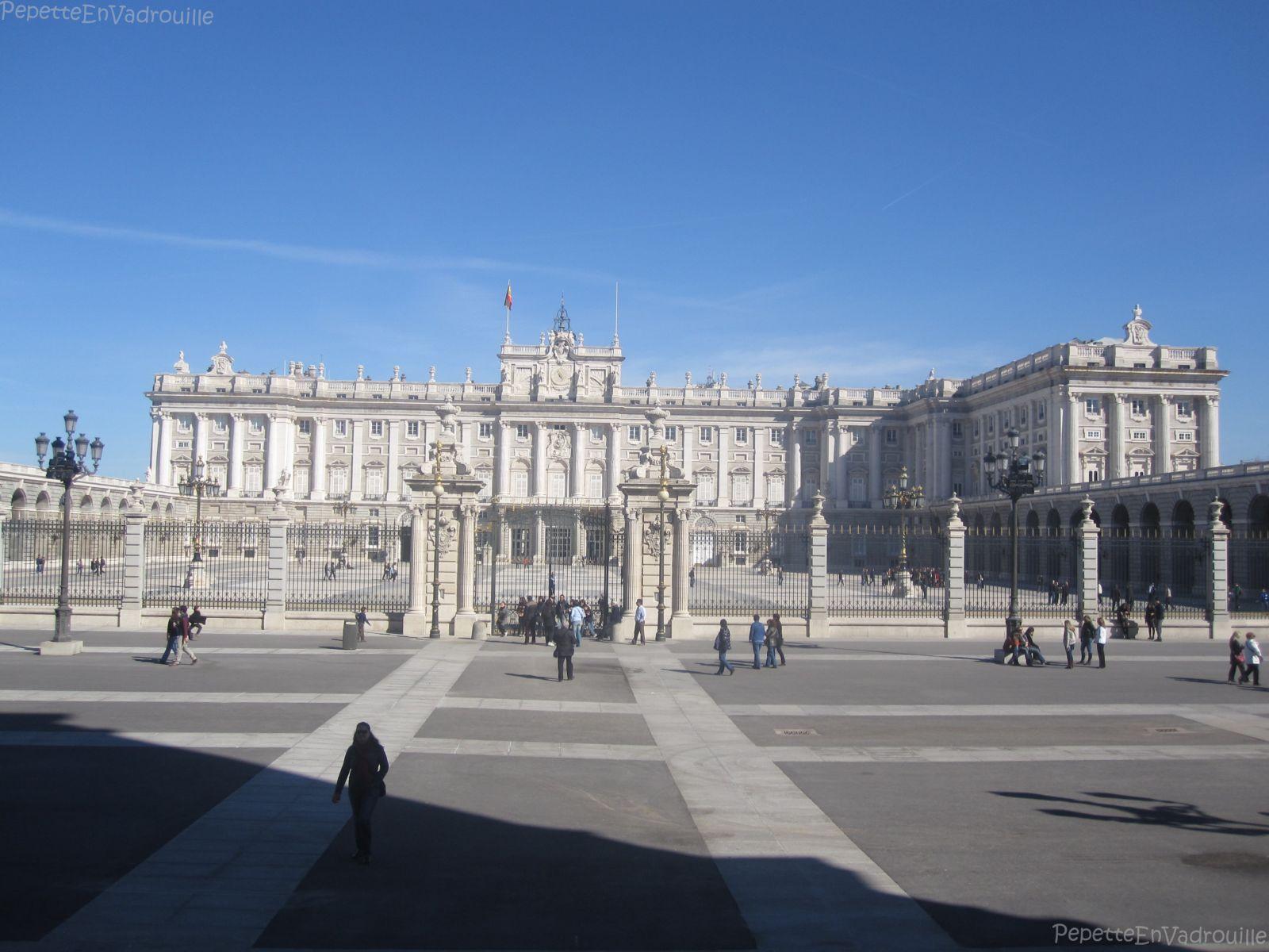 Madrid en un week end pepetteenvadrouille - Office de tourisme madrid ...