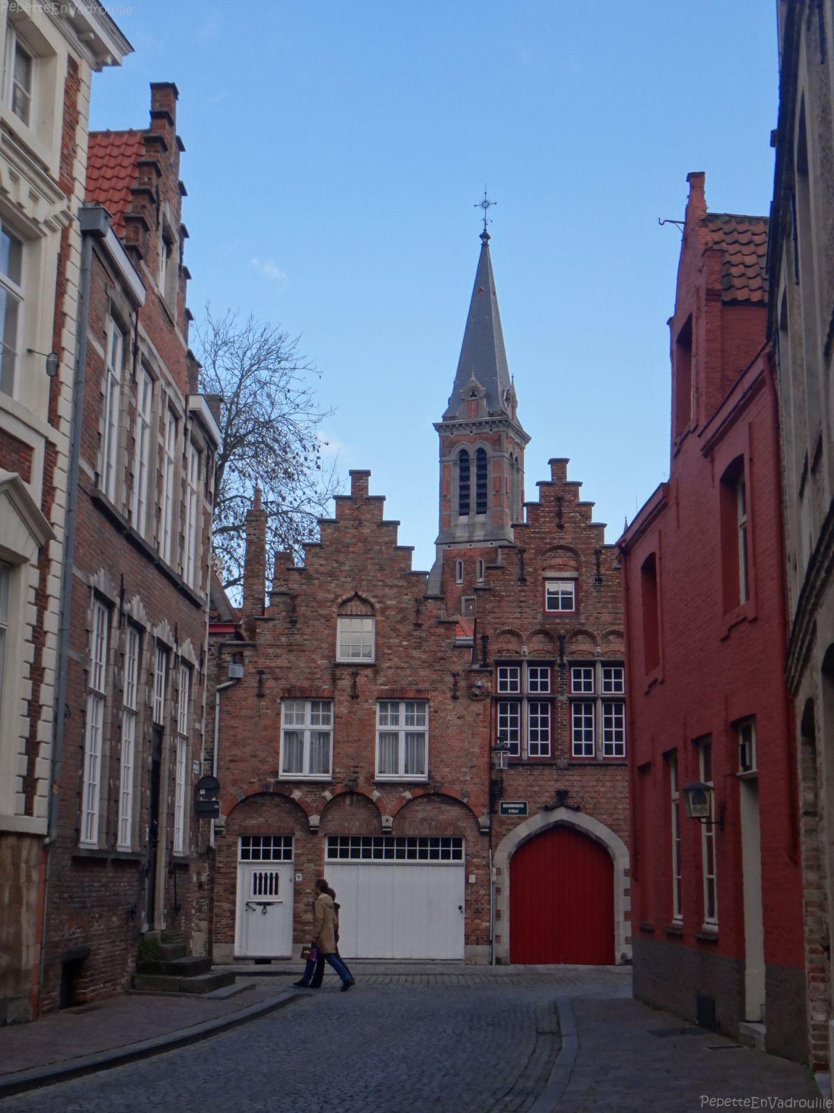 Une journ e bruges pepetteenvadrouille - Office du tourisme bruges belgique ...
